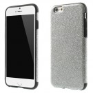 Deksel for iPhone 6/6s Glitter Sølv thumbnail