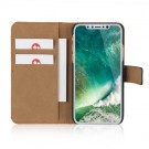 iPhone Xs/X 5,8 Etui m/kortlommer Genuine Brun thumbnail