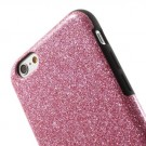 Deksel for iPhone 6/6s Glitter Rosa thumbnail