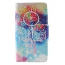 Lommebok Etui for Xperia Z5 Compact Art Dream Catcher thumbnail