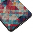 Mykplast deksel for Galaxy A5 2016 Art Colorful Checkers thumbnail