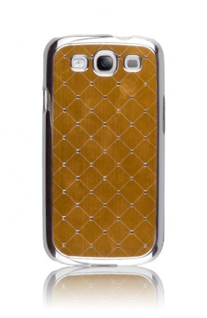 Hardcase Galaxy S3 Diamant Gull