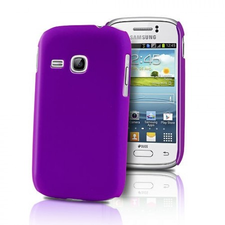 HardCase Deksel for Galaxy Young (S6310) Lilla