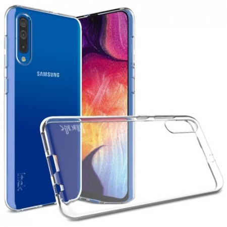 Galaxy A70 (2019) Deksel Transparent