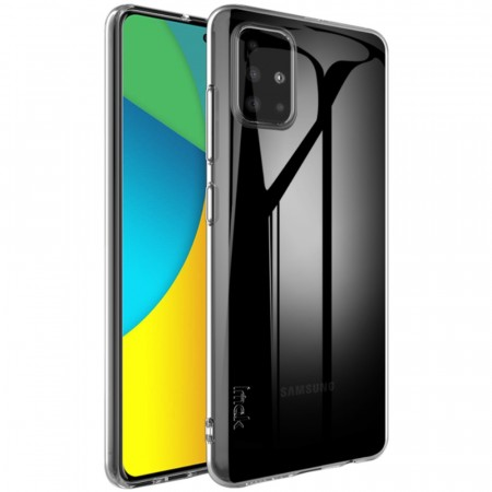 Galaxy A71 Deksel Transparent