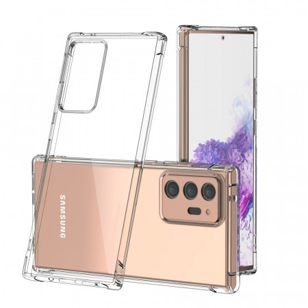Galaxy Note 20 Ultra Deksel Transparent