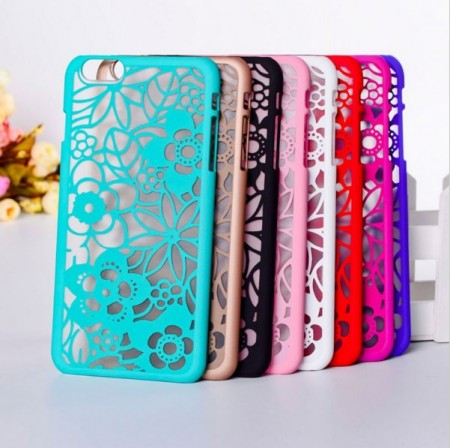 Deksel for iPhone Damask Flower