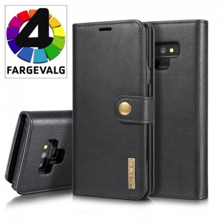 Galaxy Note 9 2i1 Etui m/3 kortlommer Classic