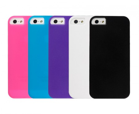 Deksel for iPhone 5 Mykplast Etui