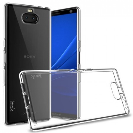 Xperia 10 Deksel Transparent
