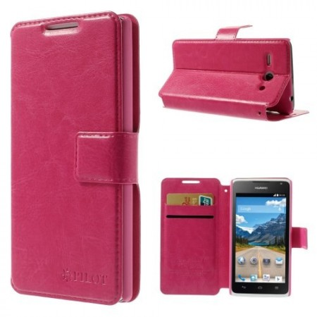 Slimbook Etui for Huawei Ascend Y530 Rosa