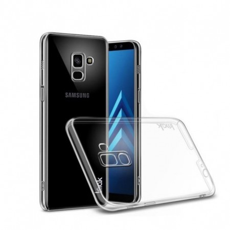 Galaxy A8 (2018) Deksel Transparent