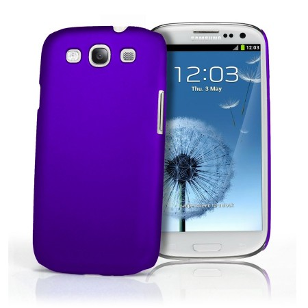 Deksel for Samsung Galaxy S3 Lilla