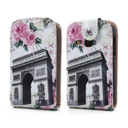 Flipp Etui for Galaxy Young (S6310) Paris 2