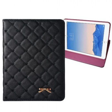 Mappe Etui for iPad Air Pute Svart