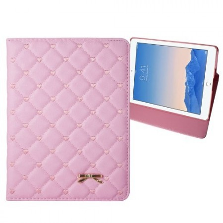 Mappe Etui for iPad Air Pute Lys Rosa