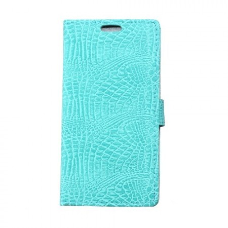 Lommebok Etui for Sony Xperia Z3+ Croco Mint