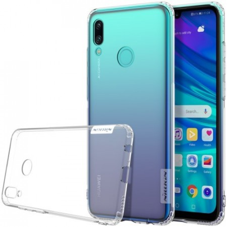 Huawei P Smart (2019) Deksel Transparent