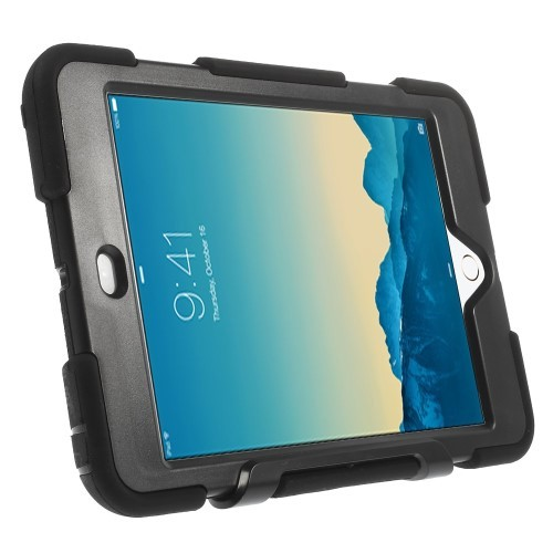Xtreme Case Etui for iPad Mini 1-3 Svart