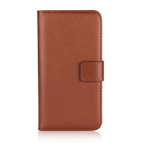 iPhone Xs/X 5,8 Etui m/kortlommer Genuine Brun