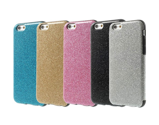 Deksel for iPhone 6/6s Glitter