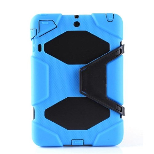 Xtreme Case Etui for iPad Mini 1-3 Blå