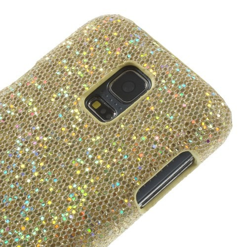 Deksel for Samsung Galaxy S5 Mini Glitter Gull