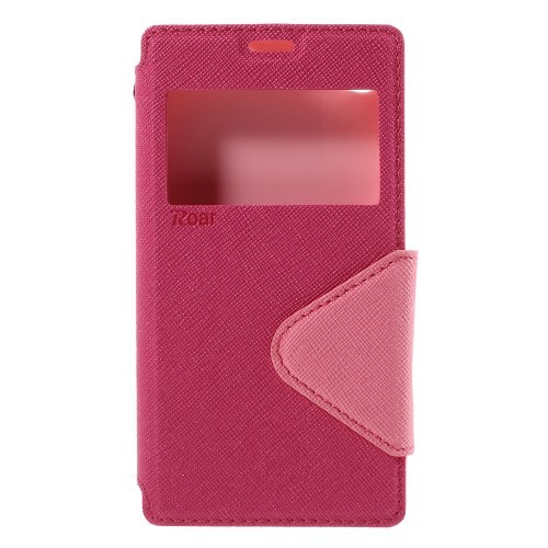 Slimbook Etui for Sony Xperia Z5 Compact Roar Rosa