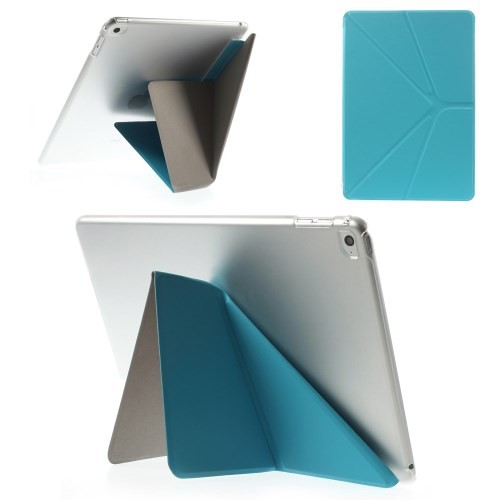 Slimbook Etui for iPad Air 2 m/Stand Blå