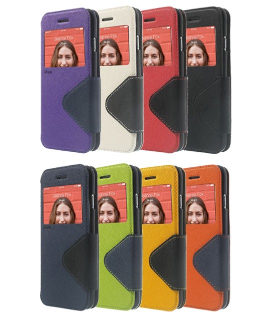 Etui for iPhone 6 Roar m/Skjermvindu