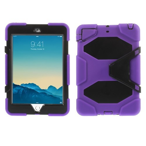 Xtreme Case Etui for iPad Mini 1-3 Lilla