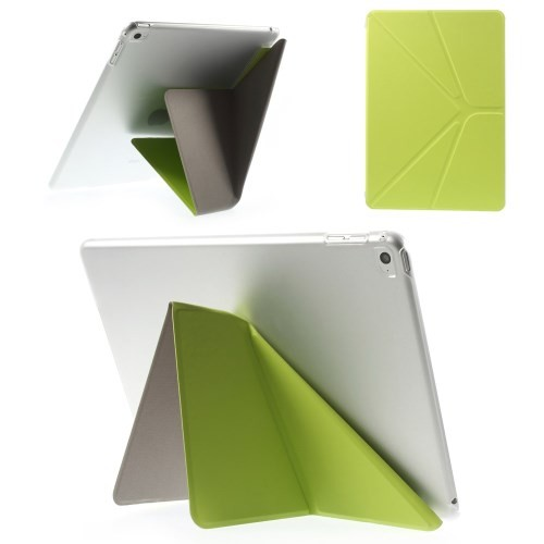 Slimbook Etui for iPad Air 2 m/Stand Lime Grønn