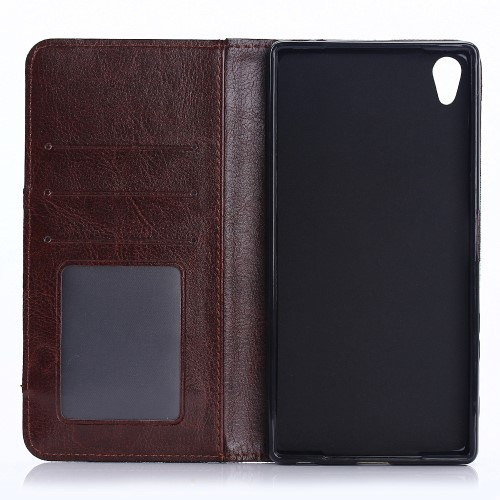 Etui for Sony Xperia X Performance Denim Pocket