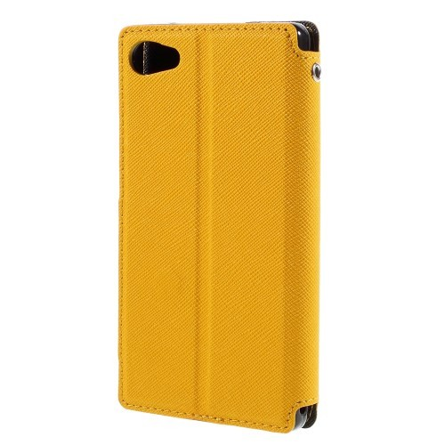 Slimbook Etui for Sony Xperia Z5 Compact Roar Gul