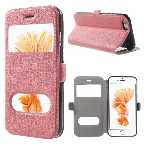 Viewbook Etui for iPhone 6/6s Lys Rosa