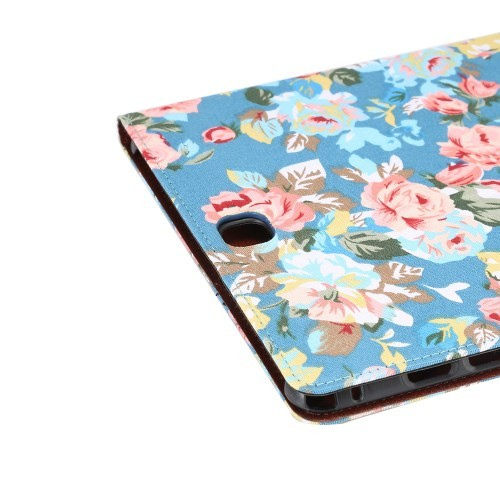 Etui Galaxy Tab A 9.7 Rose Blå