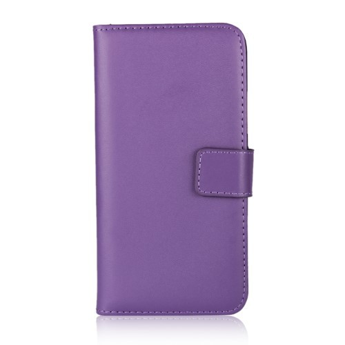 iPhone Xs/X 5,8 Etui m/kortlommer Genuine Lilla