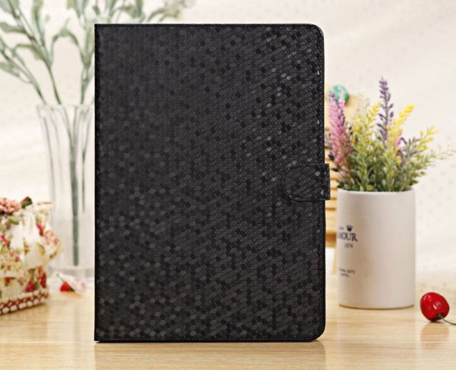 Mappe Etui for iPad Air Shell Svart