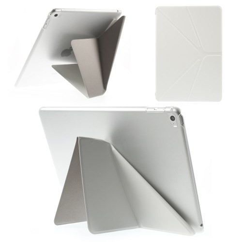 Slimbook Etui for iPad Air 2 m/Stand Hvit