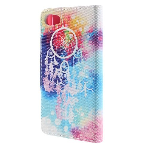 Lommebok Etui for Xperia Z5 Compact Art Dream Catcher