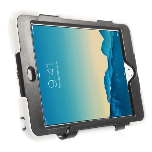 Xtreme Case Etui for iPad Mini 1-3 Hvit