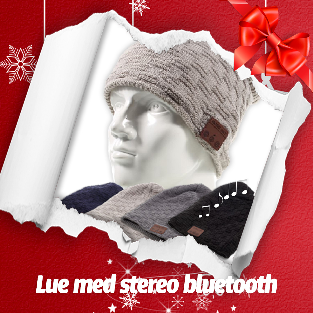 Lue med stereo bluetooth